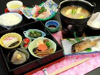【1泊2食】河鹿園の基本プラン★茨城の味覚満載!旬の恵みたっぷりの和食膳を召し上がれ♪