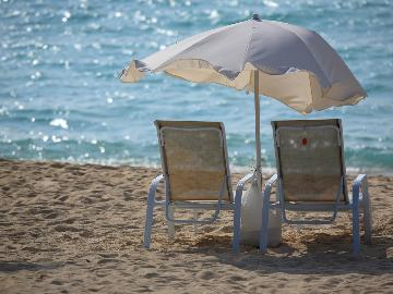 【夏☆海水浴】マリンパーク御前崎で夏の思い出づくり♪