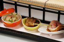 ☆季節の会席料理を楽しむプラン