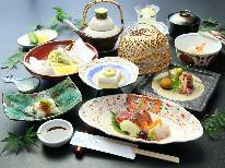 【旬-syun-】季節の食材を堪能する旬彩会席♪