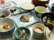 【朝食付】佐渡産 コシヒカリの和朝食を食べて!元気に佐渡観光へ出発♪1泊朝食付 プラン