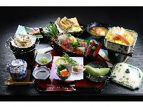 市場買付け新鮮お魚料理や、かに味噌甲羅焼きを堪能できる当館大人気プラン