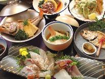 絶品高級魚【のどぐろ】リーズナブルに堪能♪この時期だけの特別会席