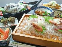 【当館スタンダード】漁師の宿ならではの新鮮さ!海鮮会席