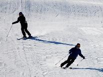 【リフト1.5日券付】 格安&楽ちん♪3月も積雪豊富な野沢温泉でたっぷり滑ろう! 《1泊2食》