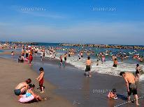 【夏プラン】海水浴まで徒歩3分♪夕食は新鮮会席をご堪能★海水浴の方に嬉しいサービス【1泊2食付】