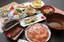 選べる鍋★房州イモブタしゃぶ or 八丁味噌イノブタ鍋[1泊2食付]