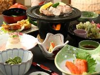 【1泊2食】 優しい味わいの創作料理・野沢の温泉情緒を楽しむ 河竹基本プラン 【野沢温泉100%天然雪】