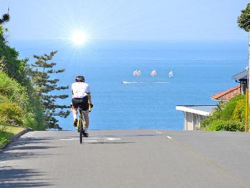 <ビワイチ応援プラン>嬉しい特典付き!サイクリスト・ライダー歓迎!スタンダードプラン〔1泊2食付き〕