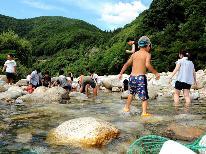 <マイカーで日本一星空ナイトツアー>&<魚のつかみ取り>両方楽しめちゃう★☆家族で楽しい思い出づくり
