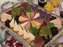 ついに登場!!スタンダードプランに果実酒飲み放題&果実のチーズケーキ食べ放題をサービス♪[1泊2食]