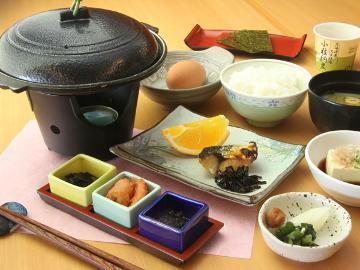 ≪一泊朝食≫洋食と和食から選べる美味しい田舎の朝ごはんプラン♪