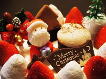 【クリスマスプラン】クリスマスは那須高原でお祝い♪人気の癒しの貸切露天風呂を満喫プラン■特典付き■《全館禁煙》