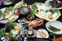 海鮮料理Cプラン