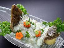 【人気☆】きらら停の海の幸★オススメ海鮮会席コース