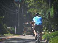 【サイクリングプラン】大自然の中を自転車で♪4つの嬉しい特典付き♪【1泊2食】