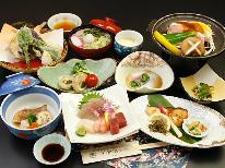 【風の舞-kaze-】 料理長が自慢の腕をふるいます♪ お料理9品