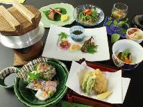 丹後・涼味☆彡夏の日本海地魚満喫コース♪