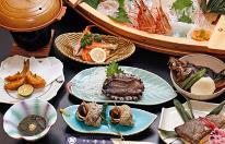 ☆選べるアワビ料理&豪快舟盛付き☆地魚大満足プラン【HP限定価格】