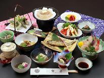 【梅-Ume】日本海の《海の幸》が満載♪新鮮な魚介と海鮮鍋プラン*