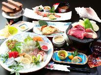 【旬魚の会席】今が旬♪をリーズナブル価格でご提供!