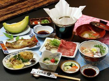 【茨城の幸!満喫!】 新鮮海の幸や常陸牛で茨城を食べつくそう♪《民宿》