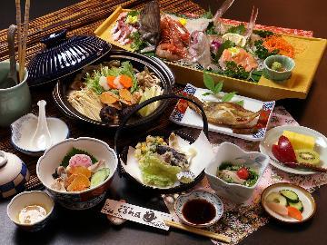 【記念日プラン】冬の贅沢◇当館自慢のあんこう料理で特別な日をお祝い♪ドリンク特典付【1泊2食】