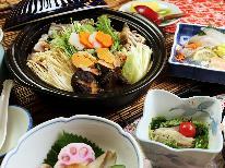 【リーズナブル】朝はゆっくり&リーズナブルにあんこうを食す旅上手の選択[民宿-夕食付]