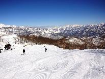 【リフト1日券付】<白馬五竜・hakuba47スキー場>夕食軽めでリーズナブル!【1泊2食付】