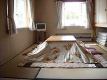一番人気★角部屋和室プラン1泊2食付