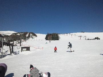「車山高原スキー場2日券付き」1泊2食付プラン