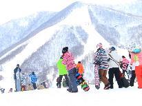 【冬季プラン】朝ごはんをしっかり食べて スキー&スノーボードへお出かけ♪朝食付きプラン
