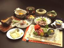 【スタンダード-夏-】旬の食材が涼を演出する季節の創作懐石♪-『心』-