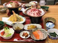 美味しい料理と尾瀬温泉・戸倉の湯を満喫プラン♪【1泊2食付】