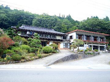 【1泊朝食付】急な出張や観光にも!当日予約OK◆24時間入浴可!道志村の自然を♪