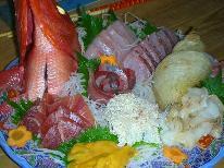 能登の旬のお魚大満足ぷらん♪