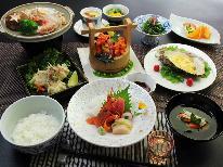 気仙沼・海の幸満載!~美味旬鮮~目でも楽しむ新鮮食材の創作和食【1泊2食】