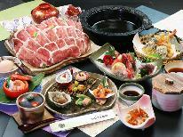 《鴨すき焼き》柔らかお肉に秘伝のたれ◆地元食材会席コース☆大浴湯24時間入浴可