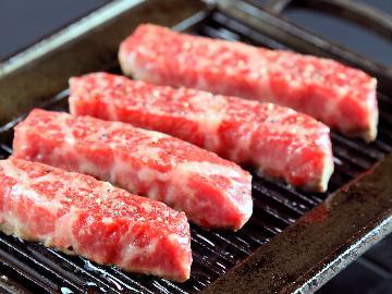 【ご当地ブランド☆】迷ったらコレ!オススメNo1★極上の名和牛『鳳来牛』を旨味広がるステーキで♪【1泊2食付】