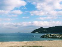 【夏季限定★特典付】夏だ!海だ!海水浴だ!!遊んで食べて熱海を満喫♪[1泊2食付]