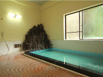 【素泊まり】源泉掛け流し露天風呂を貸切で♪会津観光やビジネスに便利♪