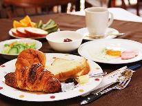 【朝食付】チェックインは21時までOK♪天然貸切温泉×朝食のB&Bプラン!