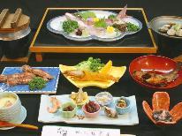 日帰り昼食☆地魚たっぷり伊勢湾食べつくしプラン♪
