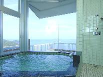 【人数が多いほどお得★】≪気ままに素泊り♪≫絶景展望風呂で瀬戸内海を一望♪観光やビジネスに◎