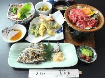 [HP限定価格]【スタンダード】京丹後・海の幸おまかせ会席プラン〔1泊2食付〕