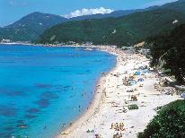 【夏休み限定】海はすぐ近く!海水浴プラン♪夕食は地魚会席料理を満喫[1泊2食付]