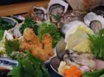 【答志島ブランド牡蠣】~桃こまち~島の牡蠣づくしプラン