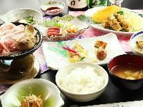「恵の膳~megumi~」お気軽コース◆旨味たっぷりもち豚と旬を味わうリーズナブルプラン☆