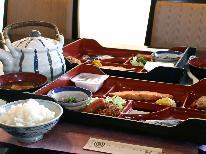 【1泊朝食付】夕食フリー◆さんたべーるで自由にチョイス可◆朝は和食です◎