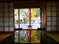 【平日限定】 チェックイン21:00までOK!源泉かけ流し温泉で寛ぎの素泊まりプラン